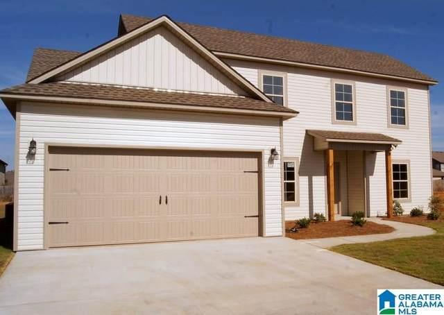 817 Michelle Manor, Calera, AL 35040 (MLS #1281879) :: Lux Home Group