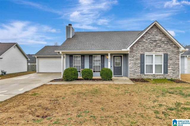 109 Spring Street, Calera, AL 35040 (MLS #1281915) :: Lux Home Group