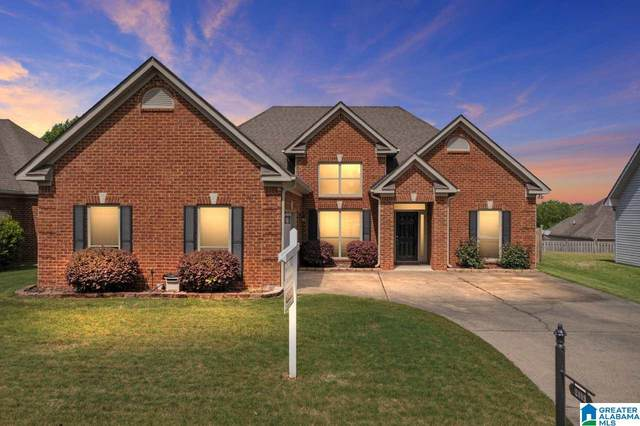 2009 Stonecreek Court, Helena, AL 35080 (MLS #1281937) :: Lux Home Group