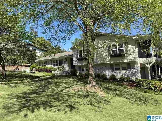 3545 Spring Valley Terrace, Mountain Brook, AL 35223 (MLS #1281965) :: JWRE Powered by JPAR Coast & County