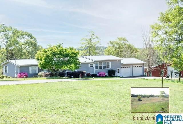 582 County Road 71, Woodland, AL 36280 (MLS #1282029) :: Amanda Howard Sotheby's International Realty
