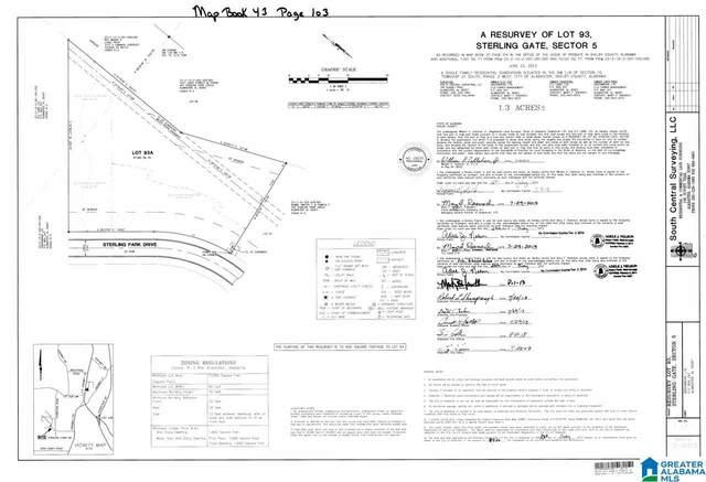 134 Sterling Park Drive 93A, Alabaster, AL 35007 (MLS #1282093) :: Gusty Gulas Group