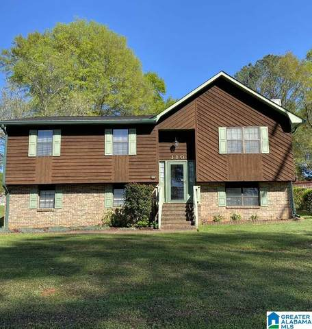 110 Michael Court, Oxford, AL 36203 (MLS #1282178) :: Bailey Real Estate Group
