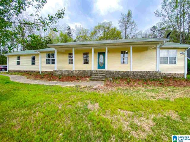 1870 Seven Springs Road, Jacksonville, AL 36265 (MLS #1282197) :: Bailey Real Estate Group