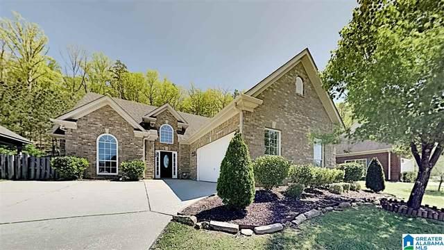 1156 Forest Lakes Way, Sterrett, AL 35147 (MLS #1282254) :: Josh Vernon Group