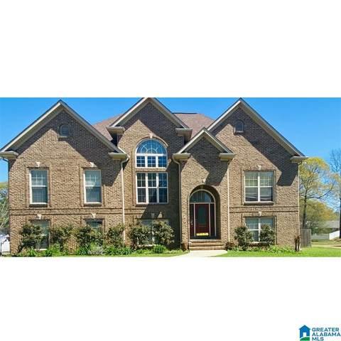 12483 Windy Ridge Drive, Mccalla, AL 35111 (MLS #1282293) :: Amanda Howard Sotheby's International Realty