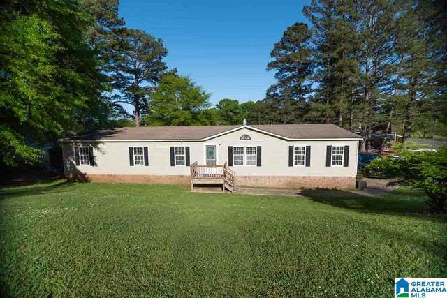 271 Fish Trap Road, Cropwell, AL 35054 (MLS #1282314) :: The Natasha OKonski Team