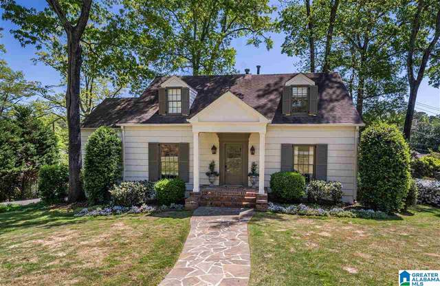 2923 Balmoral Road, Mountain Brook, AL 35223 (MLS #1282374) :: Sargent McDonald Team