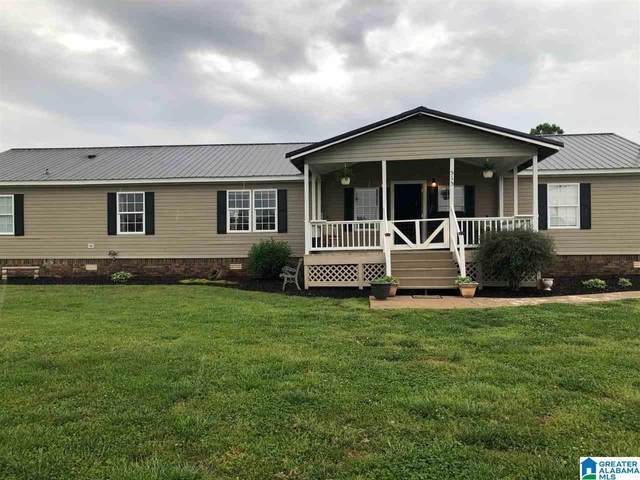 515 Springhill Road, Talladega, AL 35160 (MLS #1282384) :: The Natasha OKonski Team