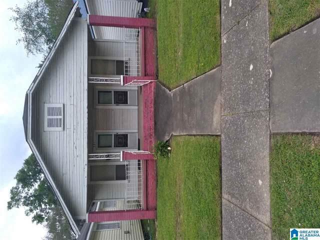 321 52ND STREET, Fairfield, AL 35064 (MLS #1282553) :: Amanda Howard Sotheby's International Realty