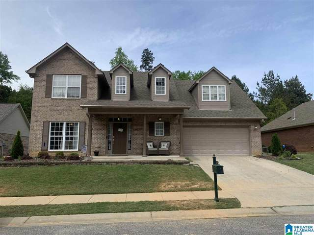 528 Chesser Circle, Chelsea, AL 35043 (MLS #1282603) :: Josh Vernon Group