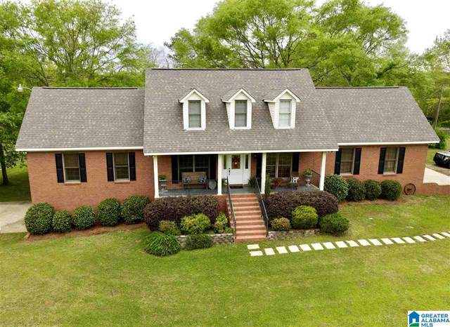 1708 County Road 77, Clanton, AL 35045 (MLS #1282661) :: Amanda Howard Sotheby's International Realty