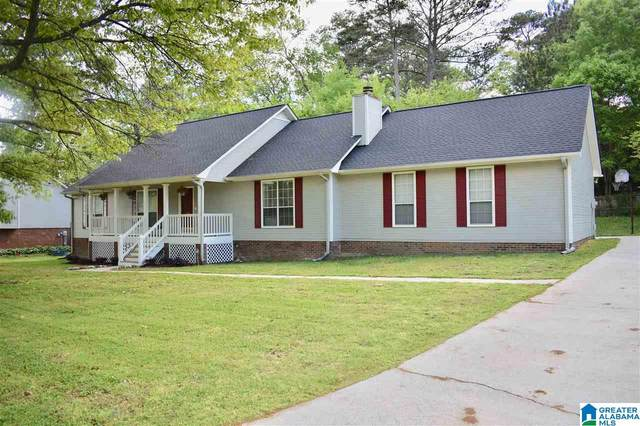 1078 Kings Forest Drive, Leeds, AL 35094 (MLS #1282707) :: Bentley Drozdowicz Group