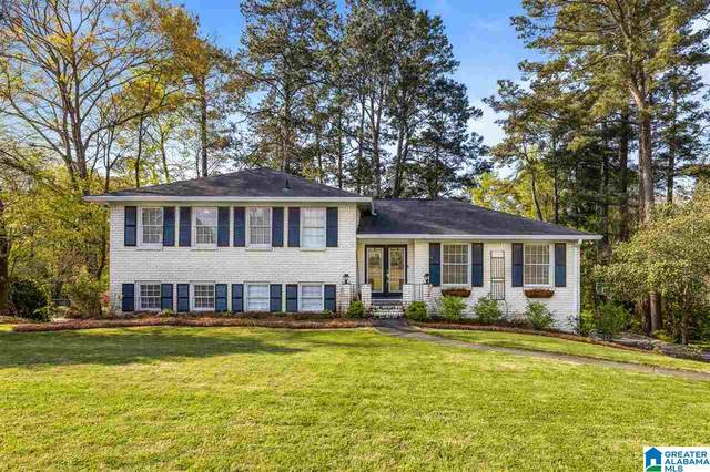 3328 Wisteria Drive, Vestavia Hills, AL 35216 (MLS #1282714) :: Howard Whatley