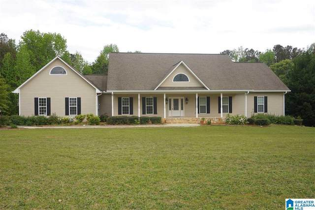 1741 Country Club Drive, Roanoke, AL 36274 (MLS #1282749) :: Bentley Drozdowicz Group