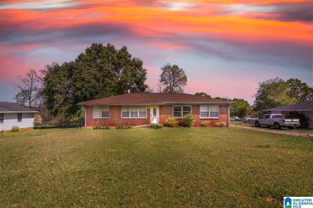 317 Hillcrest Drive, Anniston, AL 36206 (MLS #1282757) :: Howard Whatley