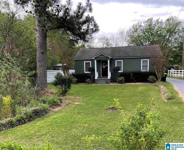 1305 4TH STREET W, Sylacauga, AL 35150 (MLS #1282799) :: Josh Vernon Group