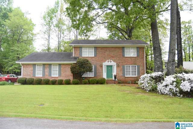 1286 Winter Place, Anniston, AL 36207 (MLS #1282802) :: The Fred Smith Group | RealtySouth