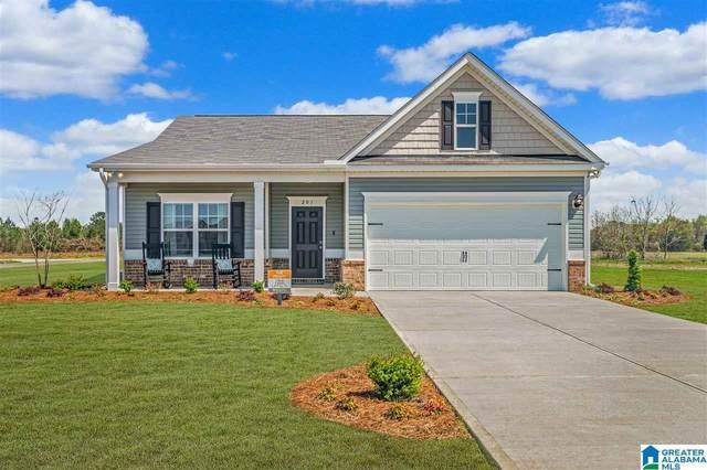 560 Twin Ridge Circle, Lincoln, AL 35096 (MLS #1282825) :: Howard Whatley
