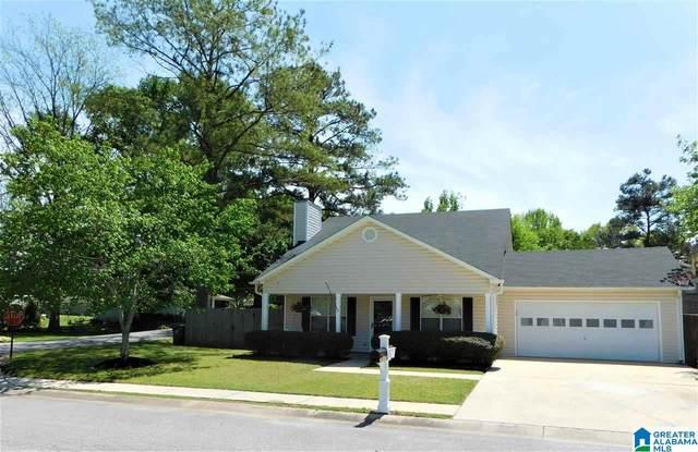 109 King Valley Street, Pelham, AL 35124 (MLS #1282860) :: Howard Whatley