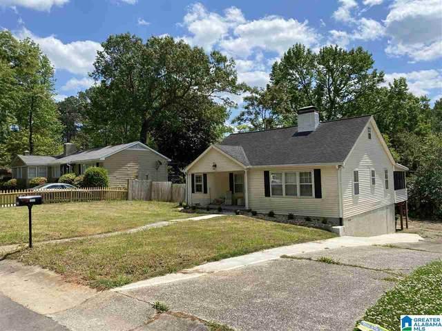 1537 Valley View Drive, Homewood, AL 35209 (MLS #1282875) :: Howard Whatley