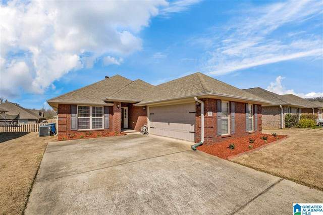 268 Stoney Trail, Alabaster, AL 35114 (MLS #1282924) :: The Fred Smith Group | RealtySouth