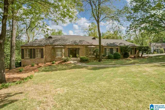 3617 Rockhill Road, Mountain Brook, AL 35223 (MLS #1282927) :: The Fred Smith Group | RealtySouth