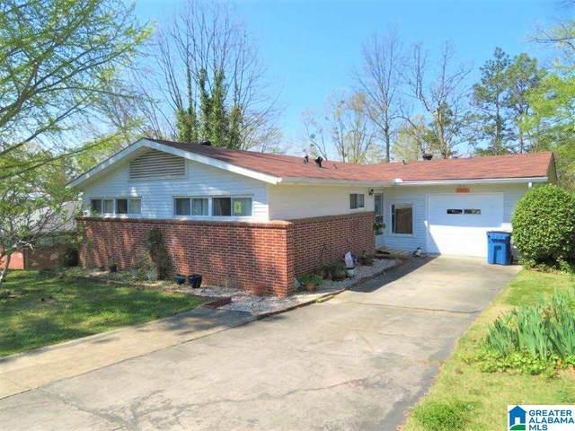 1216 Kilby Terrace, Anniston, AL 36207 (MLS #1282971) :: Josh Vernon Group