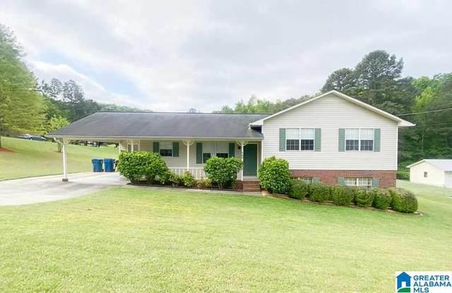 160 Dorothy Drive, Jacksonville, AL 36265 (MLS #1283103) :: Gusty Gulas Group