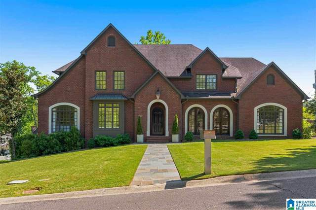 64 Pine Crest Road, Mountain Brook, AL 35223 (MLS #1283134) :: LIST Birmingham