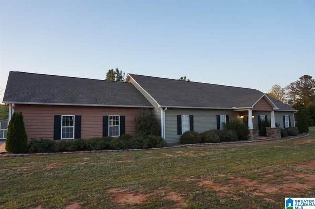 45 Kymulga Road, Childersburg, AL 35044 (MLS #1283170) :: Josh Vernon Group