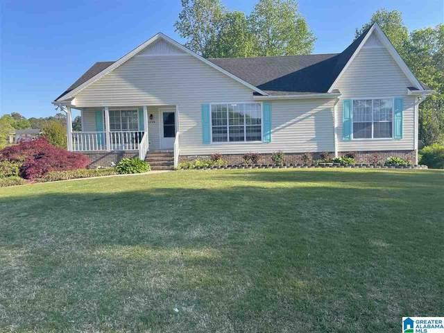 1224 Cozy Circle, Concord, AL 35023 (MLS #1283233) :: EXIT Magic City Realty