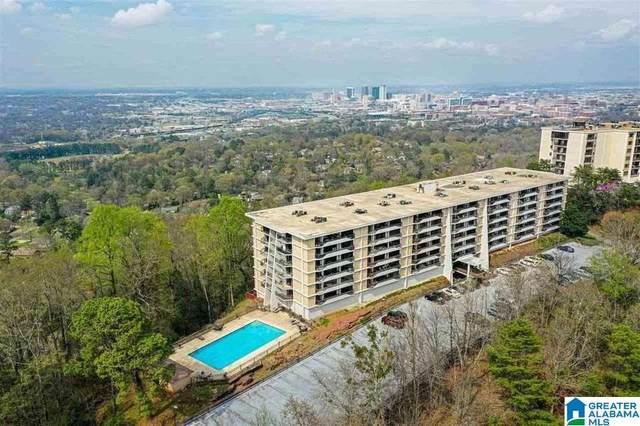 1120 Beacon Parkway #208, Birmingham, AL 35209 (MLS #1283382) :: Howard Whatley