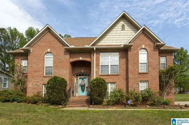 1339 4TH TERRACE, Pleasant Grove, AL 35127 (MLS #1283388) :: Josh Vernon Group