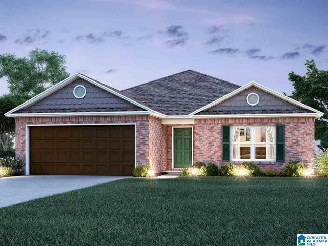 1094 Brookhaven Drive, Odenville, AL 35120 (MLS #1283422) :: Bentley Drozdowicz Group