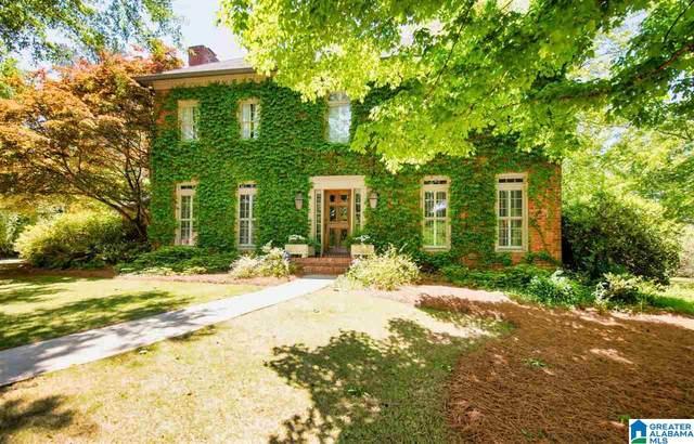 3436 Creekwood Drive, Vestavia Hills, AL 35243 (MLS #1283875) :: Bentley Drozdowicz Group