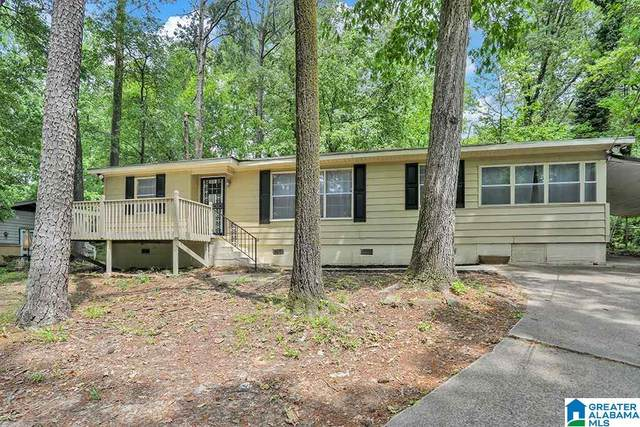 1639 Circlewood Drive, Birmingham, AL 35214 (MLS #1283975) :: Lux Home Group