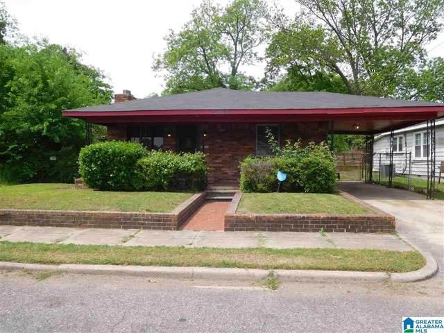 6708 Myron Massey Boulevard, Fairfield, AL 35064 (MLS #1284033) :: Lux Home Group