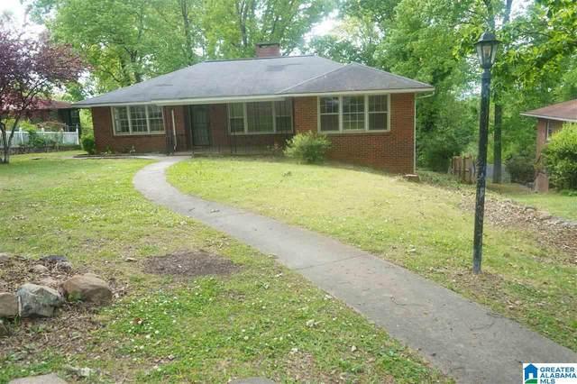 1512 Highland Avenue, Anniston, AL 36207 (MLS #1284106) :: Josh Vernon Group