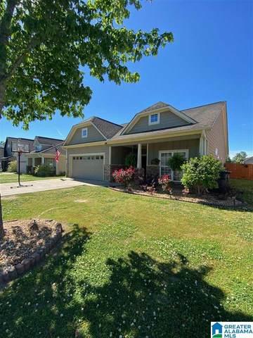 153 Bonnieville Drive, Calera, AL 35040 (MLS #1284125) :: Howard Whatley
