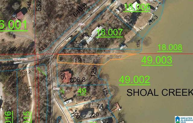 00 Reed Road #0, Ashville, AL 35953 (MLS #1284250) :: The Fred Smith Group | RealtySouth