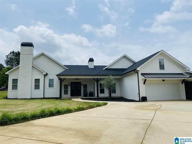 17 Ivie Lane, Wilsonville, AL 35186 (MLS #1284266) :: Lux Home Group