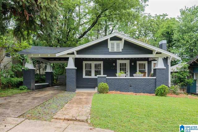5412 5TH TERRACE S, Birmingham, AL 35212 (MLS #1284326) :: The Fred Smith Group | RealtySouth