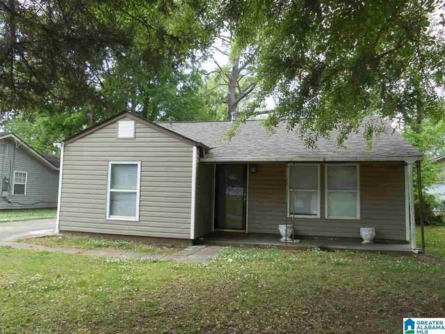 520 Violet Street, Midfield, AL 35228 (MLS #1284410) :: Lux Home Group