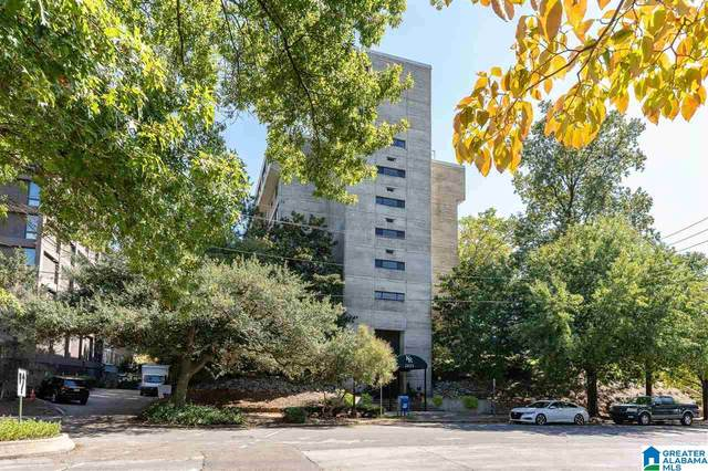 2625 Highland Avenue #612, Birmingham, AL 35205 (MLS #1284426) :: Howard Whatley