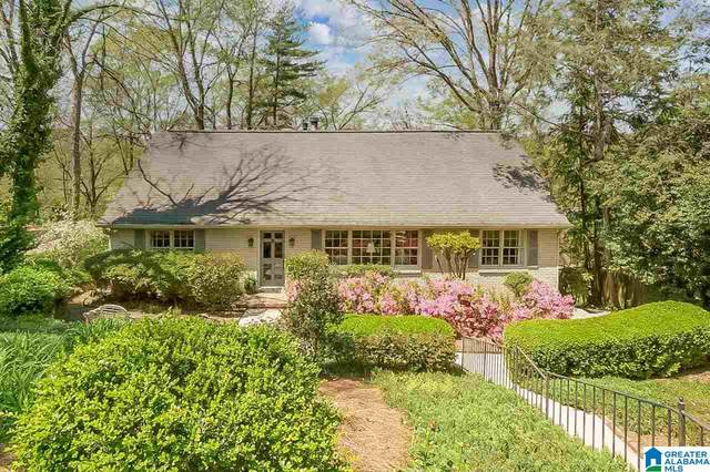 3624 Mountain Park Drive, Mountain Brook, AL 35213 (MLS #1284433) :: The Fred Smith Group | RealtySouth