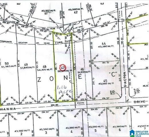321 Hanna Drive #47, Vincent, AL 35178 (MLS #1284442) :: EXIT Magic City Realty