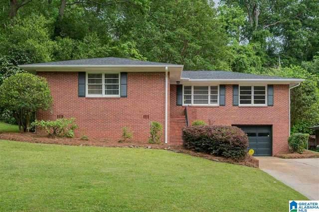 4229 Overlook Drive, Birmingham, AL 35222 (MLS #1284457) :: Lux Home Group