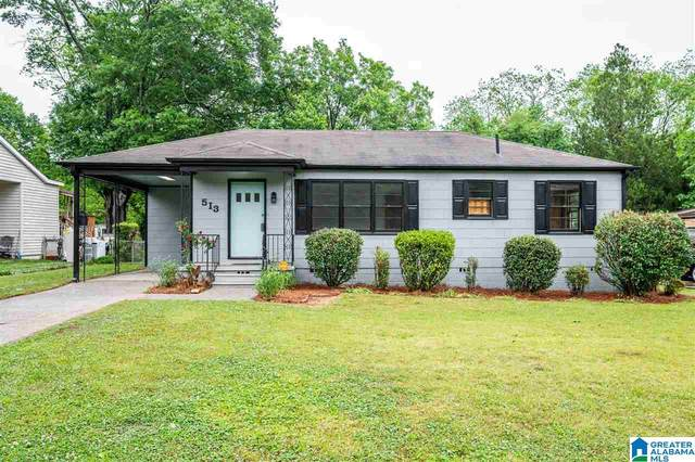 513 Annie Laura Drive, Birmingham, AL 35215 (MLS #1284522) :: Lux Home Group