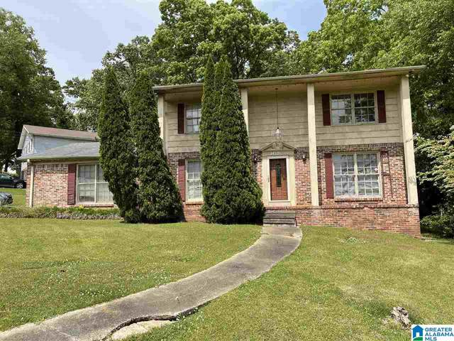 1621 NW 6TH STREET, Center Point, AL 35215 (MLS #1284608) :: Howard Whatley